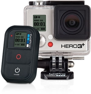 HERO3+ Black Edition - Surf